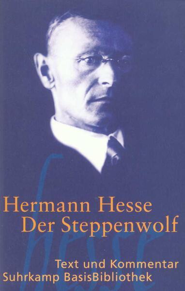 Der Steppenwolf als Taschenbuch