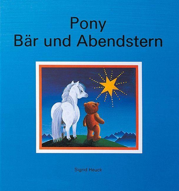 Pony, Bär und Abendstern als Buch