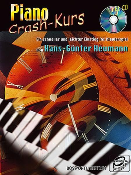 Piano Crash-Kurs als Buch