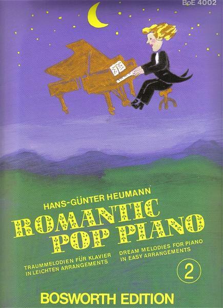 Romantic Pop Piano 02 als Buch