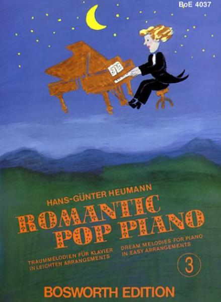 Romantic Pop Piano 03 als Buch