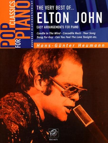 The very best of Elton John als Buch