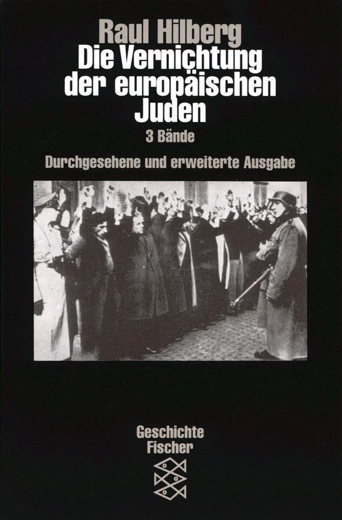Die Vernichtung der europäischen Juden als Taschenbuch