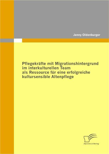 Pflegekräfte mit Migrationshintergrund im inter...
