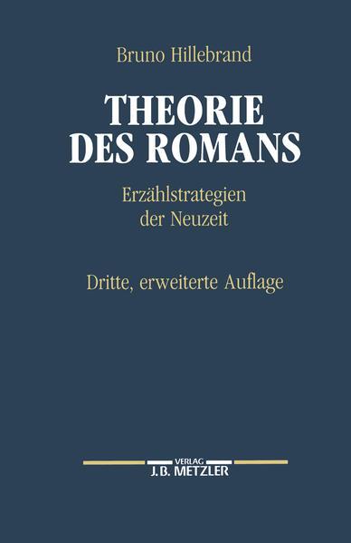 Theorie des Romans als Buch