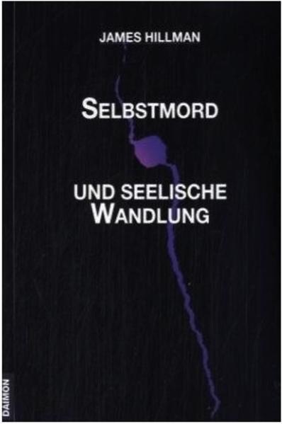 Selbstmord und seelische Wandlung als Buch