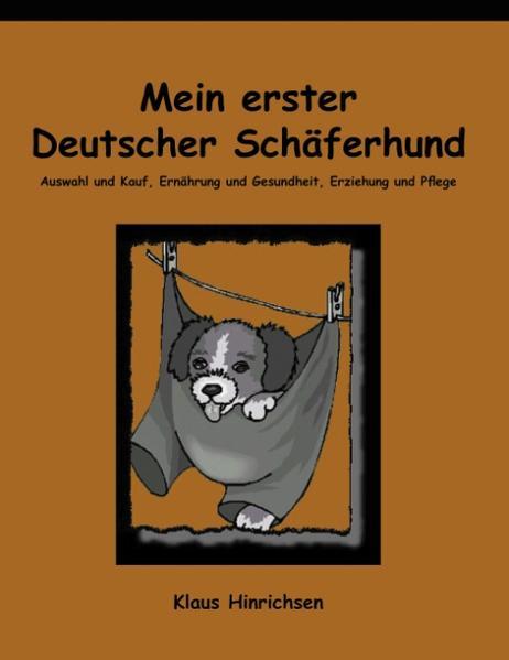 Mein erster deutscher Schäferhund als Buch