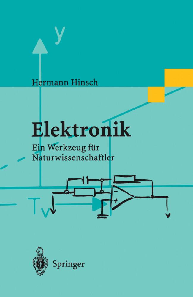 Elektronik als Buch (gebunden)