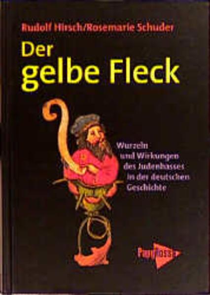 Der gelbe Fleck als Buch (gebunden)