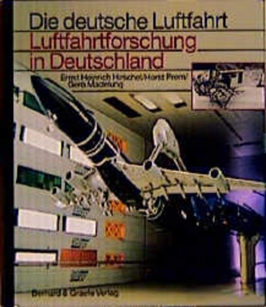 Luftfahrtforschung in Deutschland als Buch