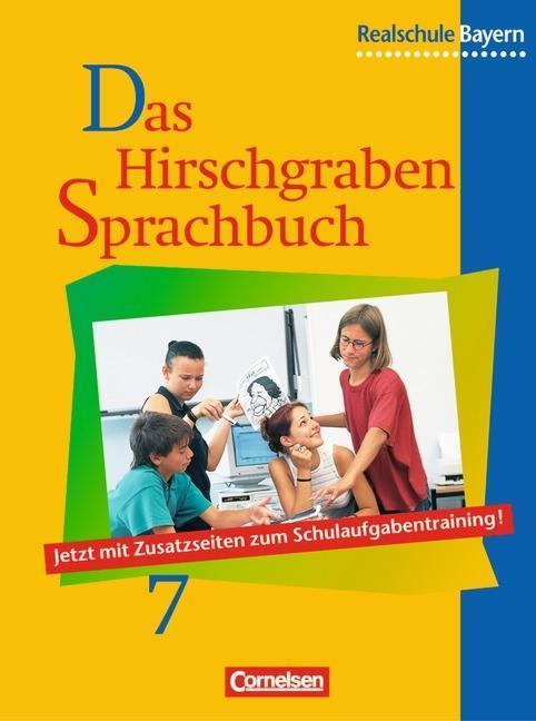 Das Hirschgraben Sprachbuch. Schülerbuch. Bayern. Neue Rechtschreibung als Buch