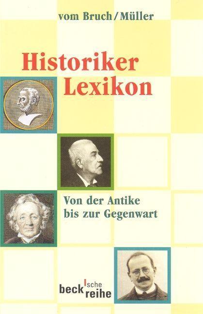 Historikerlexikon als Taschenbuch