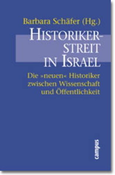 Historikerstreit in Israel als Buch