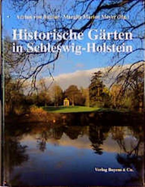 Historische Gärten in Schleswig-Holstein als Buch