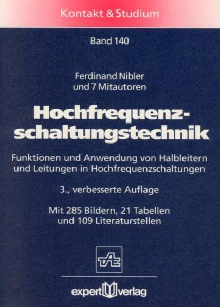 Hochfrequenzschaltungstechnik als Buch