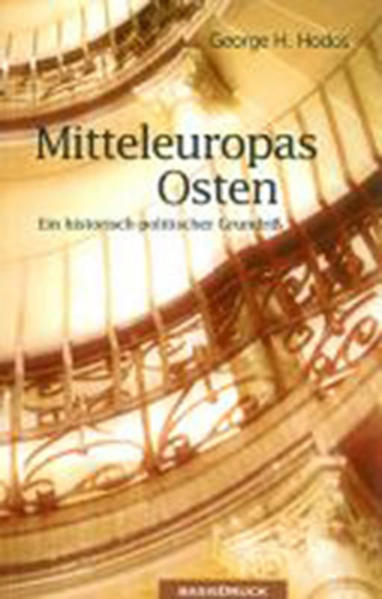 Mitteleuropas Osten als Buch