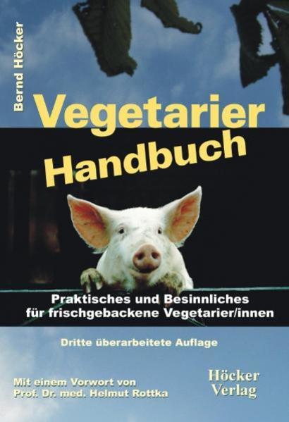 Vegetarier Handbuch als Buch