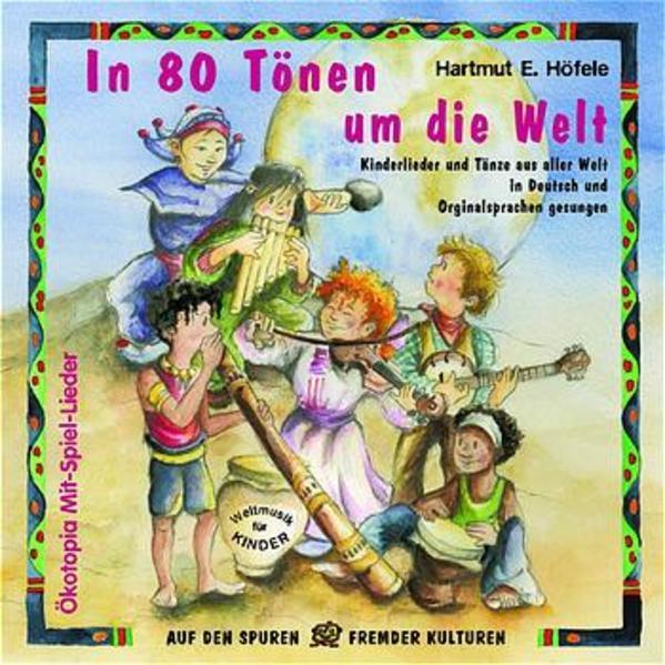 In 80 Tönen um die Welt. CD als Hörbuch