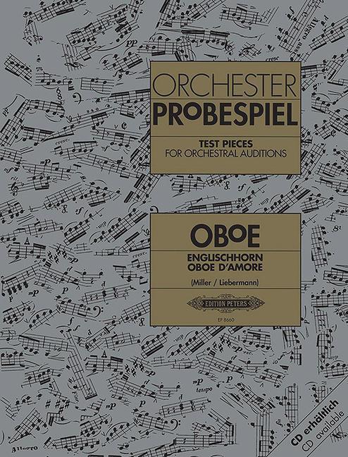 Orchesterprobespiel: Oboe / Englischhorn / Oboe...