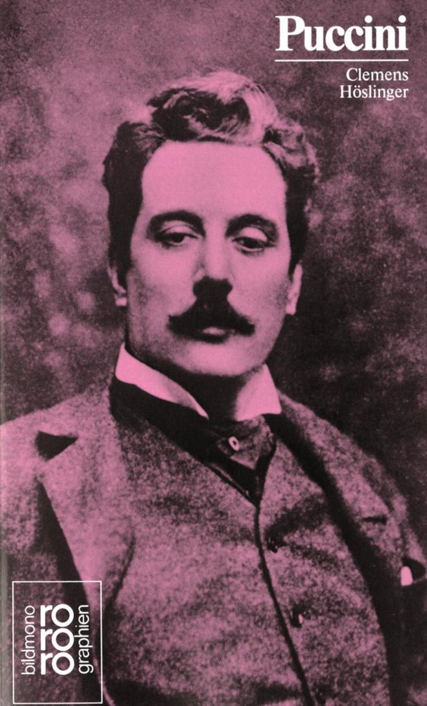 Giacomo Puccini als Taschenbuch