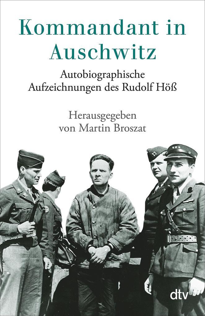 Kommandant in Auschwitz als Taschenbuch