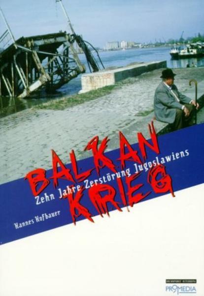 Balkankrieg als Buch