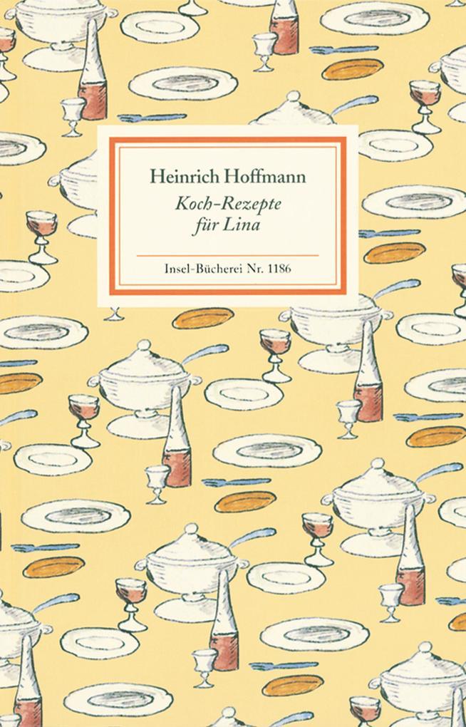Koch-Rezepte für Lina als Buch (gebunden)