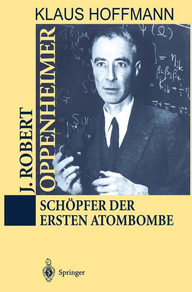 J. Robert Oppenheimer als Buch