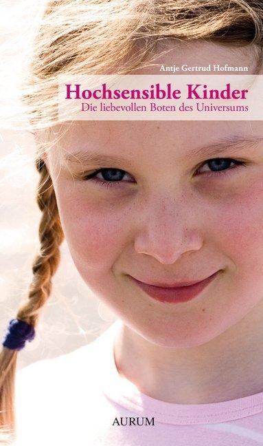 Hochsensible Kinder als Buch