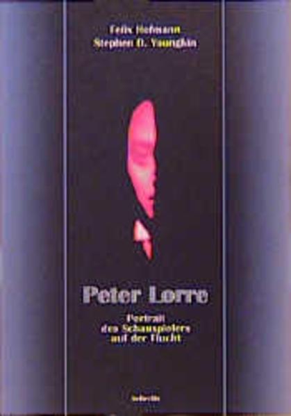 Peter Lorre als Buch