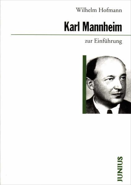 Karl Mannheim zur Einführung als Taschenbuch