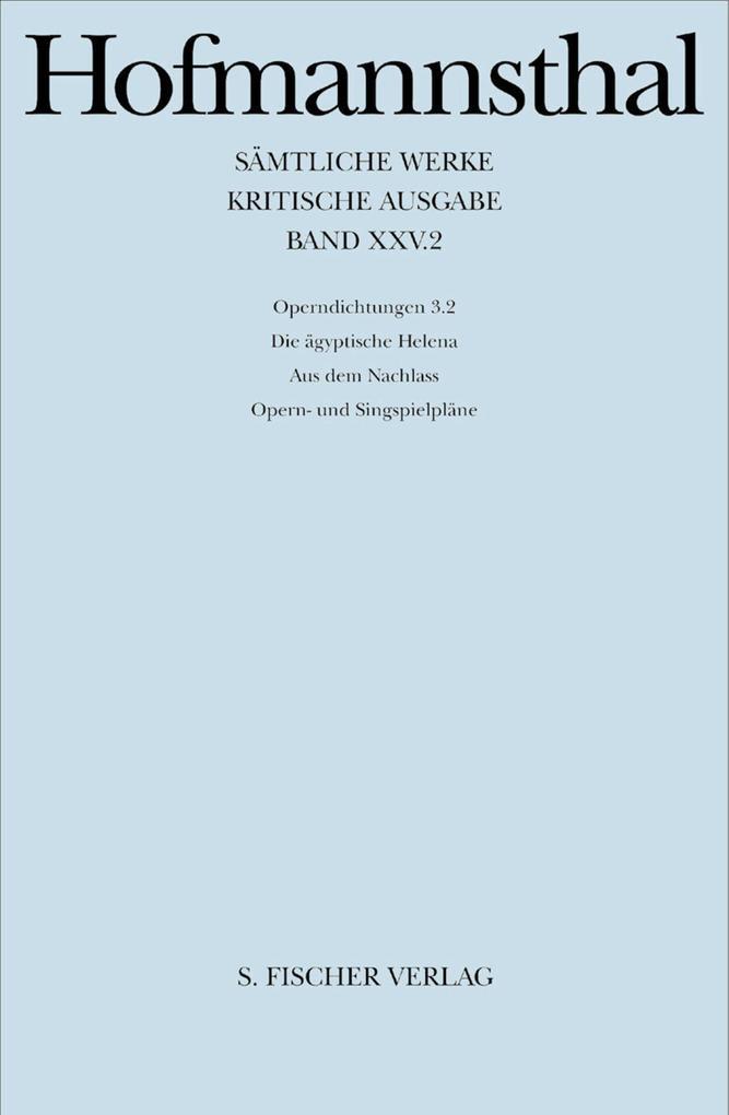 Sämtliche Werke XXVII als Buch