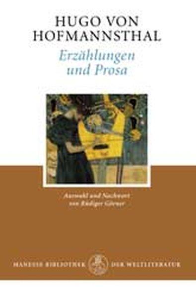 Erzählungen und Prosa als Buch