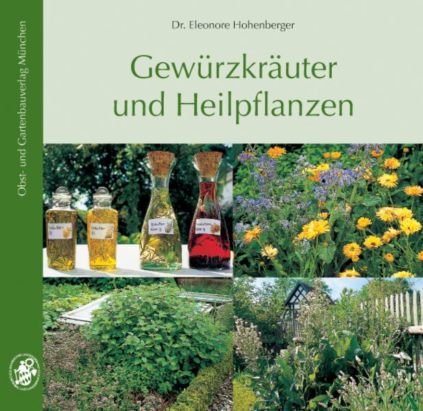 Gewürzkräuter und Heilpflanzen als Buch