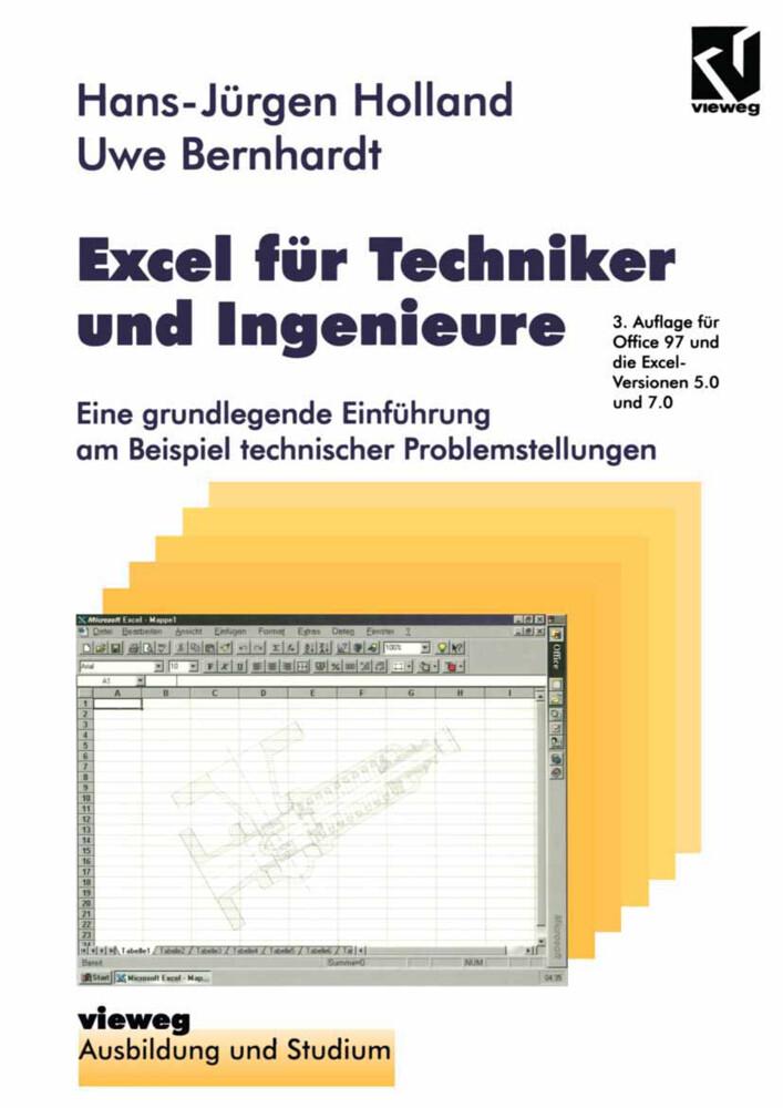 Excel für Techniker und Ingenieure als Buch von...