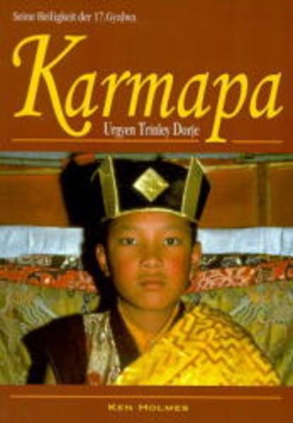 Seine Heiligkeit der 17. Gyalwa Karmapa Urgyen Trinley Dorje als Buch