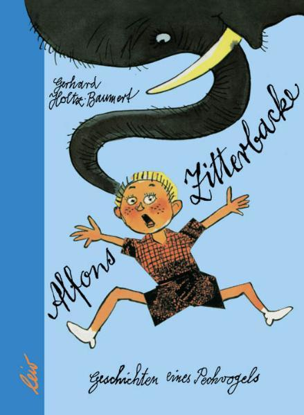 Alfons Zitterbacke als Buch