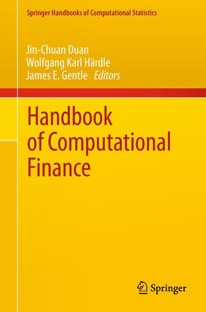 Handbook of Computational Finance als Buch von