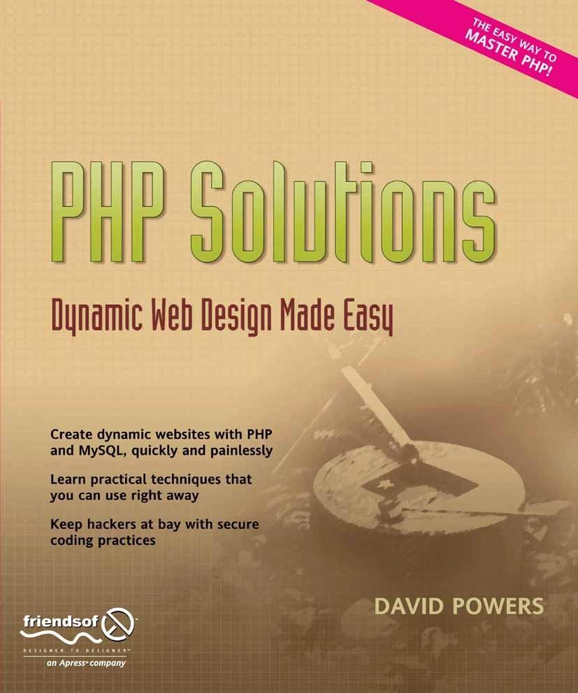 PHP Solutions als eBook Download von David Powe...