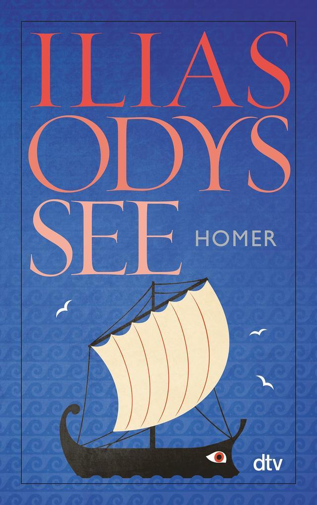 Ilias, Odyssee als Taschenbuch
