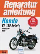 Honda CA 125 Rebel ab Baujahr 1995
