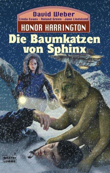 Honor Harrington 10. Die Baumkatzen von Sphinx als Taschenbuch
