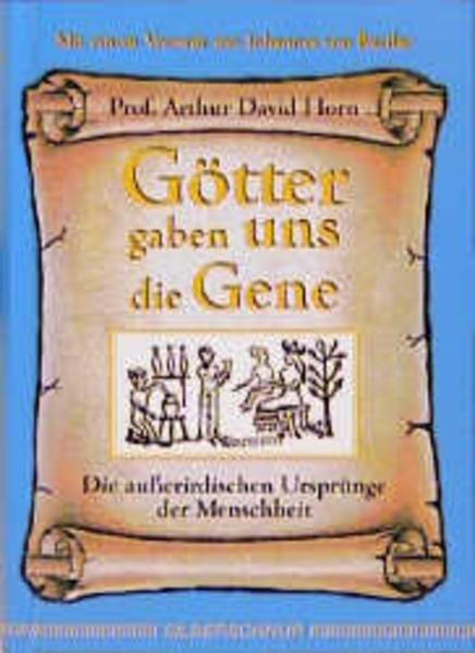 Götter gaben uns die Gene als Buch