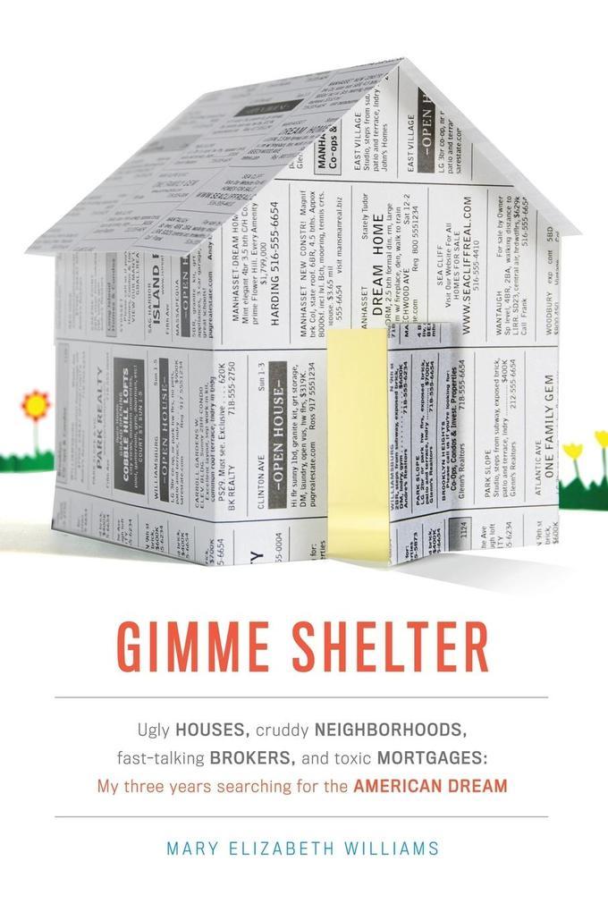Gimme Shelter als Taschenbuch von Mary Elizabet...