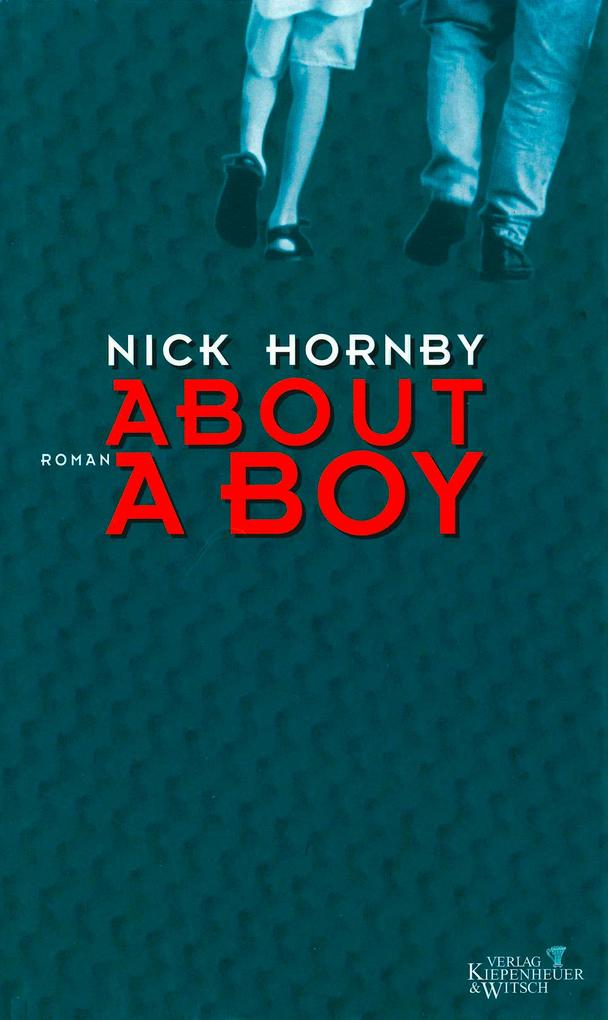 About a Boy als Buch (gebunden)