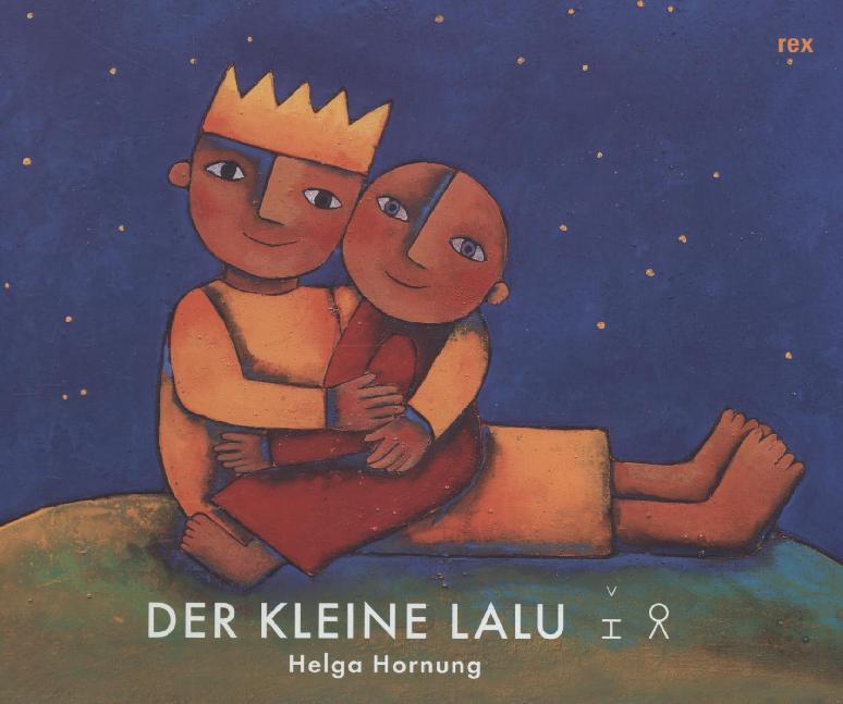 Der kleine Lalu als Buch