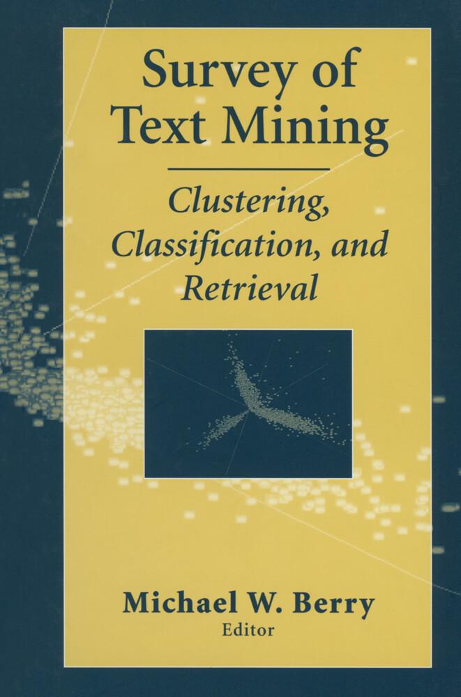 Survey of Text Mining als Buch von