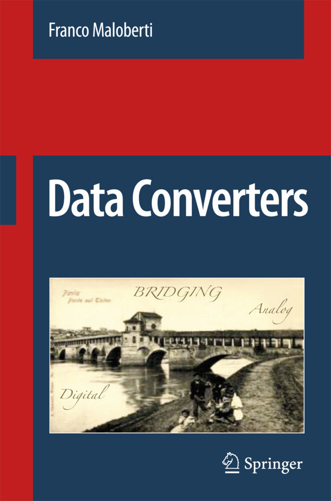 Data Converters als Buch von Franco Maloberti