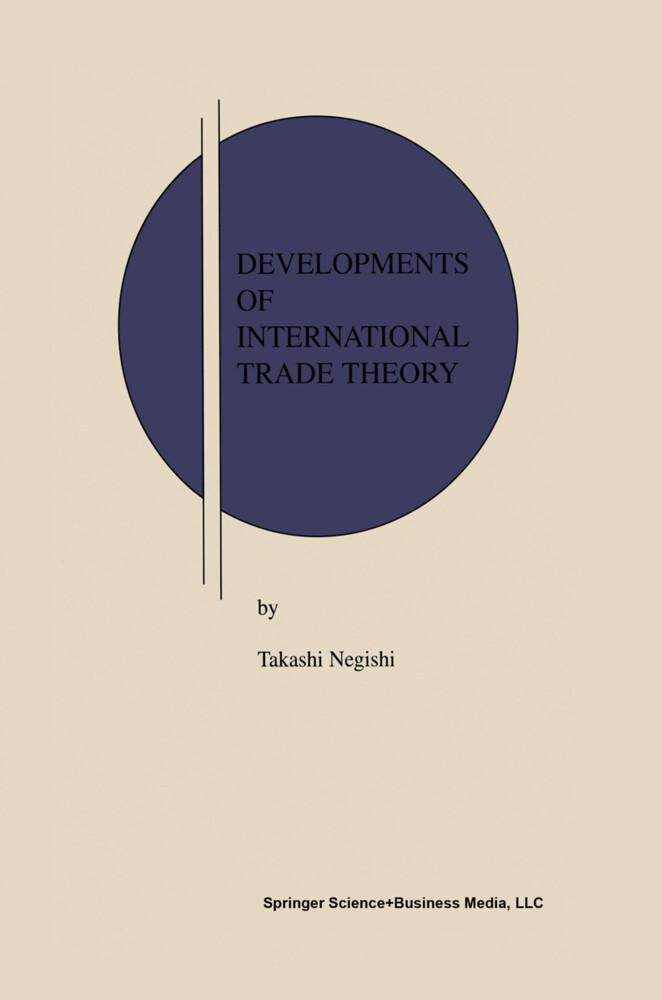 Developments of International Trade Theory als ...