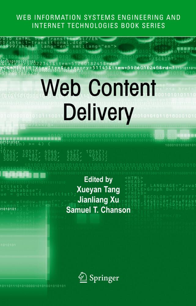 Web Content Delivery als Buch von